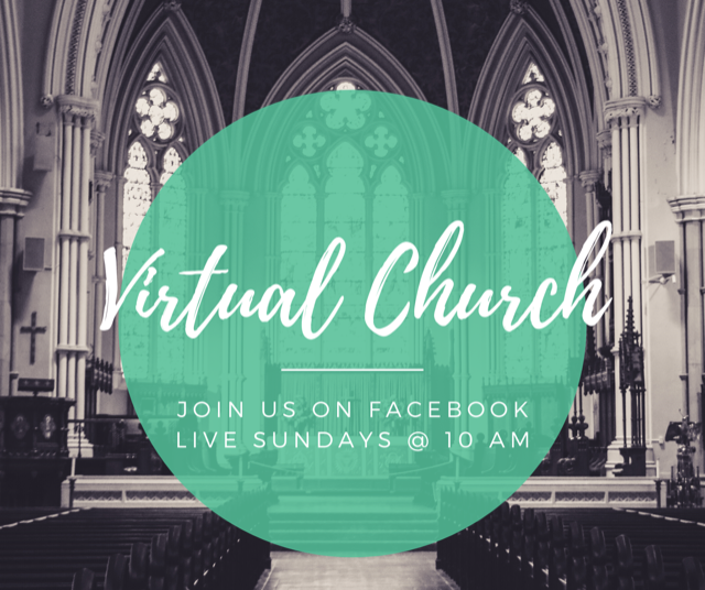 Join our virtual church online!